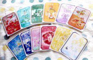 【おきなわごころ】御嶽で描く「拝み絵」と色霊カード