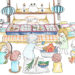 【沖縄の旧盆】2019年は8月15日!ウークイ5つの手順