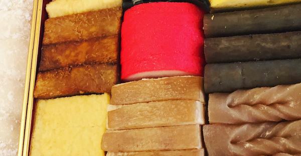 沖縄の重箱料理「ウサンミ」☆供える時の習わしとは